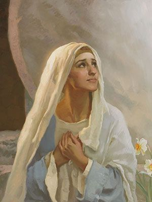 Mary Magdalene Was Chosen as a Witness of the Resurrected Christ