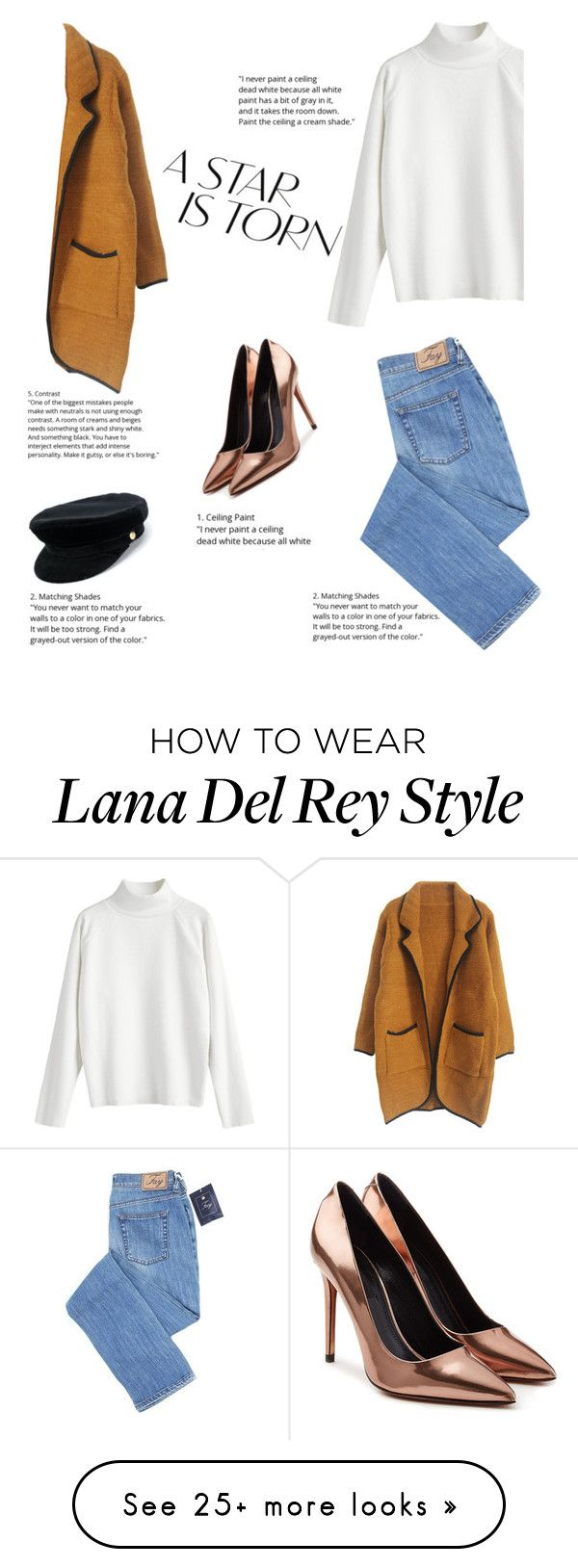 """""""✌"""" by malver on Polyvore featuring Alexander Wang and Manokhi"""