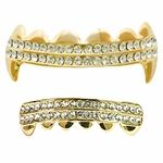 Get fake grillz that look real, cheap grillz, chains, Hip Hop jewelry, and more. Low prices, Free shipping to the USA!