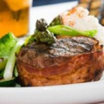 Filete Mignon Envuelto en Tocino