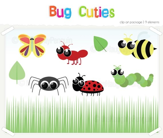 Bug cuties! | Creepy Bug Party | Pinterest