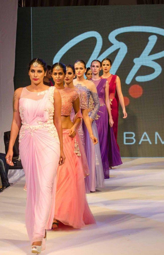 Le Salon de la Mode alla Fashion Week di Dubai #fashion #dubai #fashionweek