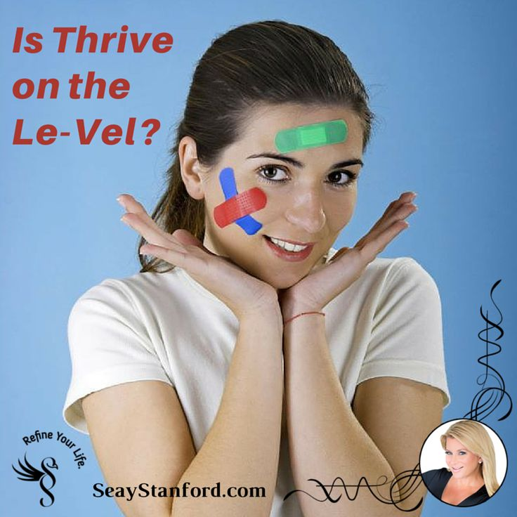 "Is Thrive on the Le-Vel? -Review of the Thrive Patch ""Experience"""
