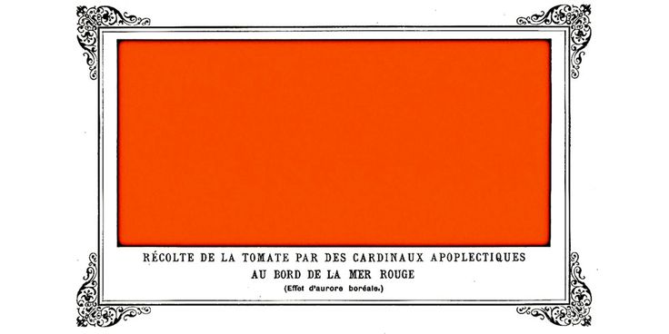 Monochrome - Alphonse Allais
