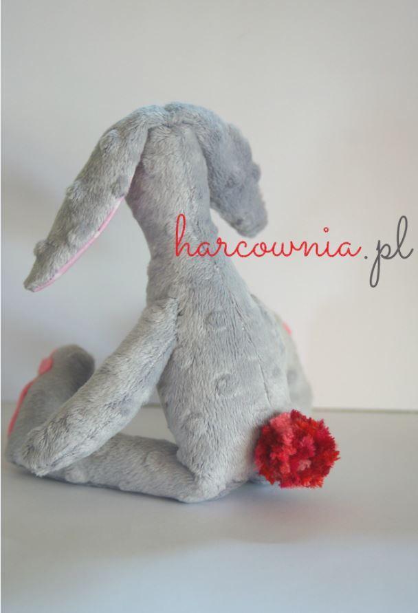 """zwierzak - Robert - Unikaty tworzone z miłością i pasją http://harcownia.pl """"Kasia"""" - tilda / owca"""