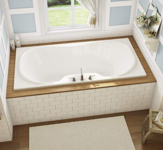Cambridge 7236 Bathtub Two Person Tub/Whirlpool