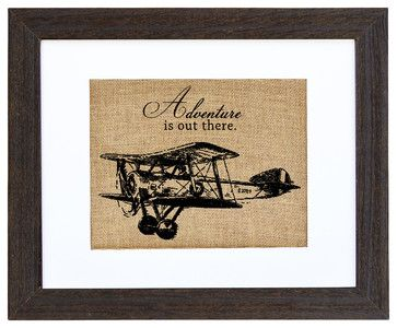 Adventure Art - eclectic - prints and posters - Fiber and Water