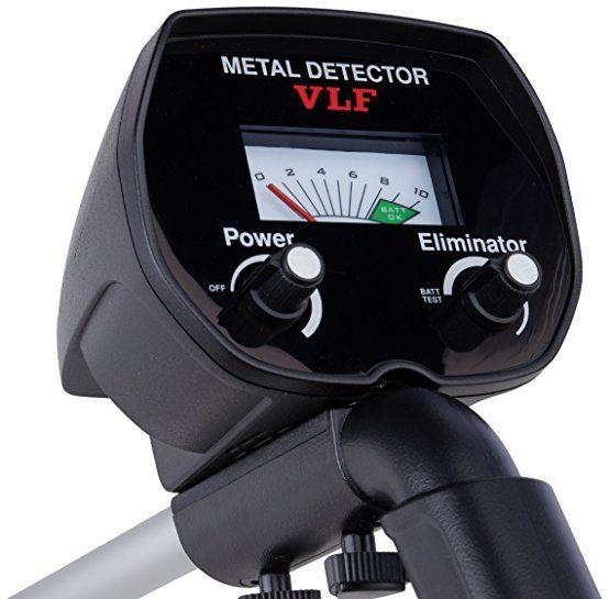 Amazon.com : Bounty Hunter VLF2.1 Metal Detector : Hobbyist Metal Detectors : Garden & Outdoor