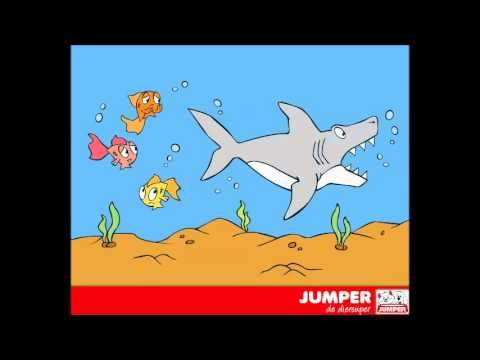 Kinderliedjes Jumper De diersuper - Kinderliedje Drie kleine visjes
