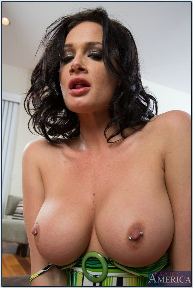 Porn Stars With Pierced Nipples 45
