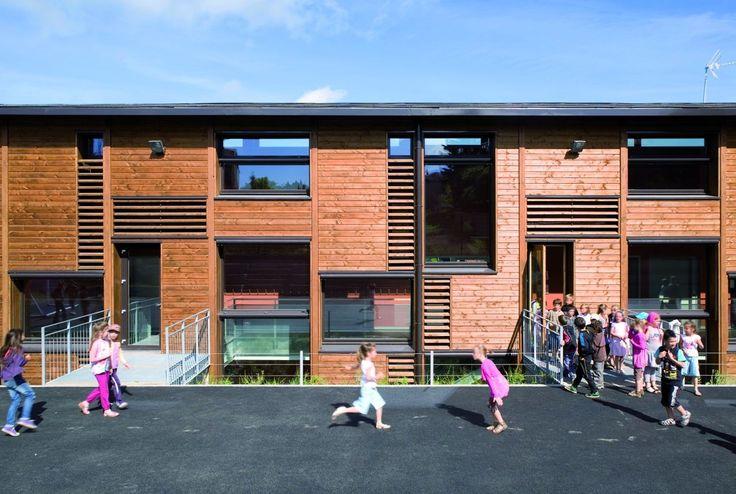 Galeria - Escola em Montrottier / Tekhnê Architects - 1