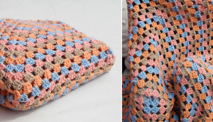 Great Granny Blanket - free crochet pattern - Pickles
