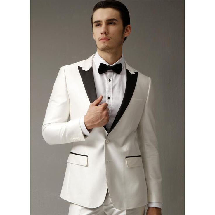 >> Click to Buy << New Arrival Two Button Ivory Groom Tuxedos Groomsmen Mens Wedding Suits Prom Bridegroom (Jacket+Pants+Girdle+Tie) NO:358 #Affiliate