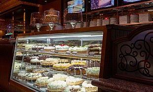 Cheesecake Factory in Dubai