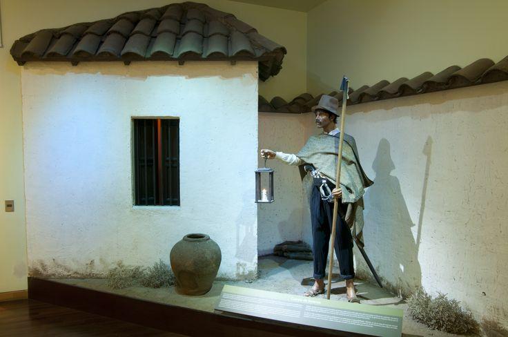 Sala Conquista y Colonia