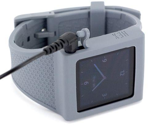 hex ipod nano 6g watch band