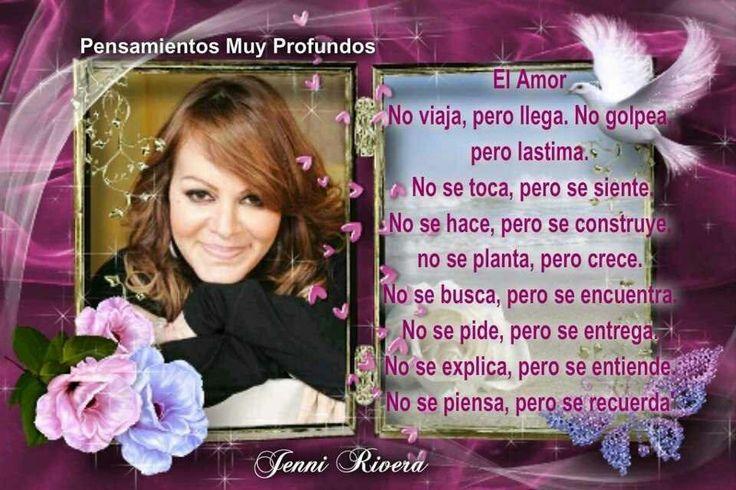 Pensamientos Muy Profundos..: Jenny Rivera, Jenni Rivera, Of The, Amazing People, In Our, Banda Jenni, The Band, Pensamientos Muy