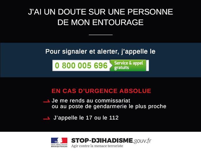 Stop djihadisme : agir contre la menace terroriste - Ministère de l'Éducation nationale, de l'Enseignement supérieur et de la Recherche