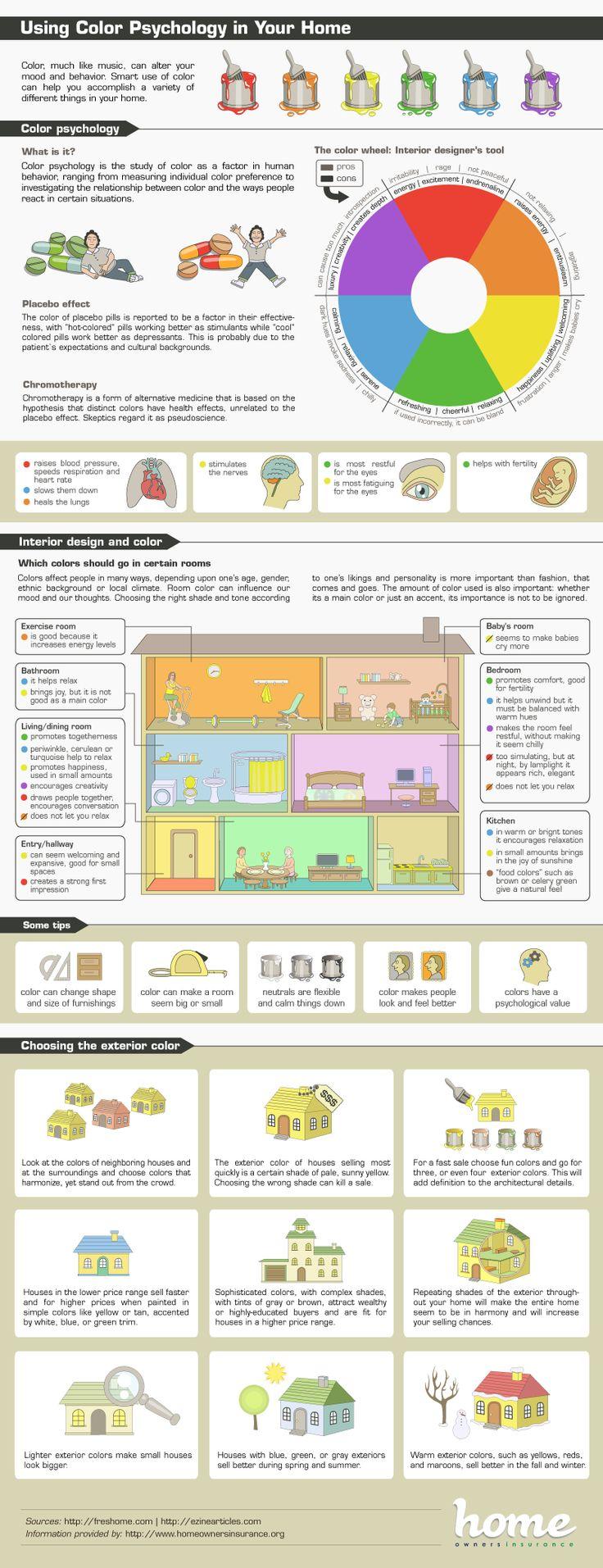 best 25 color psychology ideas on pinterest - Bedroom Color Psychology