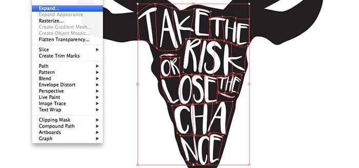 Beginner tutorial for Adobe Illustrator. Learn typography skills on this tutorial.
