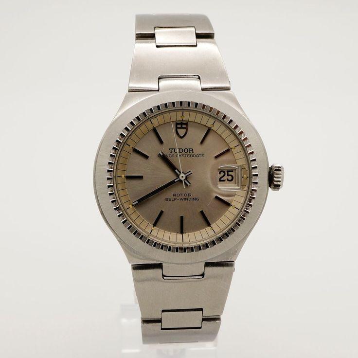 RARE - Vintage Men's Rolex Tudor Watch Jumbo 36mm 9101/0 - PRISTINE MINT; #1  | eBay