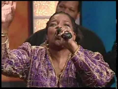 PRESS PLAY ▶ Shirley Caesar Sings BLESSED ASSURANCE