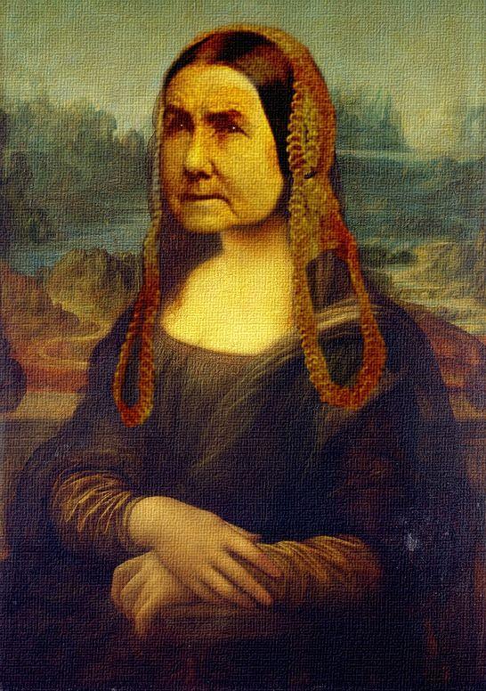 Mona Lisa Whistler by lousephyr.deviantart.com on @DeviantArt