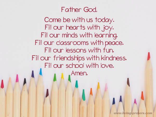 Pin on Classroom prayer