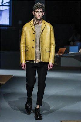 Prada: A True Fashionista Man - Fall 2013