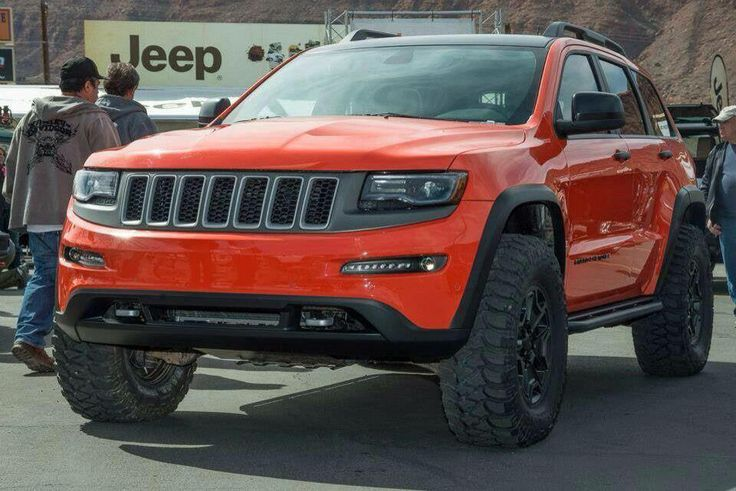 2014 Jeep Grand Cherokee 35'