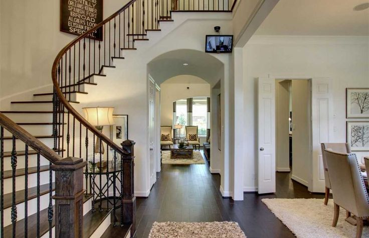 Entry Model Highland Homes In Houston Texas Long Meadow
