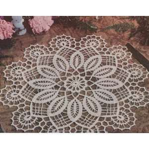 Free Crocheted Pineapple Doily Patterns ~ Crochet Collection