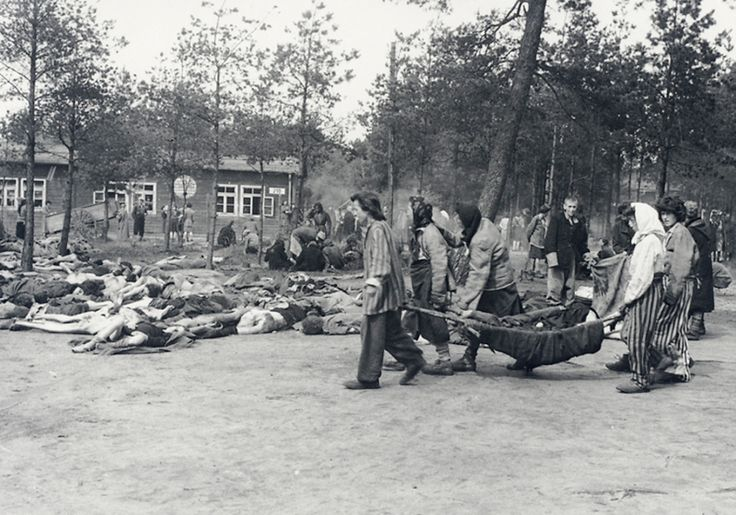 April 15, 1945: The Liberation of Bergen-Belsen
