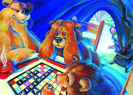 Hibernating Bears/self-promtional piece