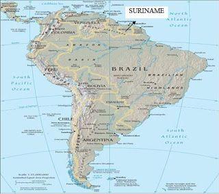 World History: SEJARAH BANGSA JAWA di  BENUA AMERIKA SELATAN