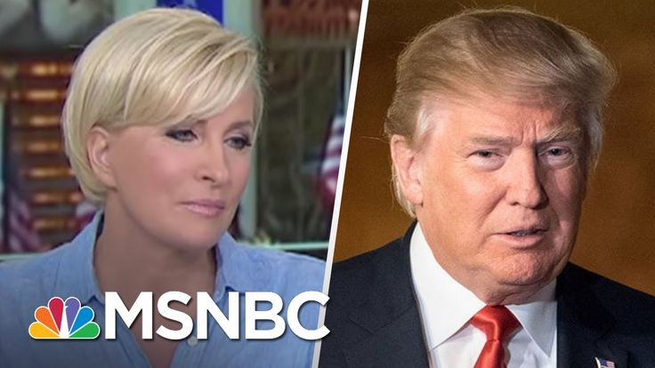 Mika Brzezinski Responds To President Donald Trump's Tweets About Her | Morning Joe | MSNBC - YouTube