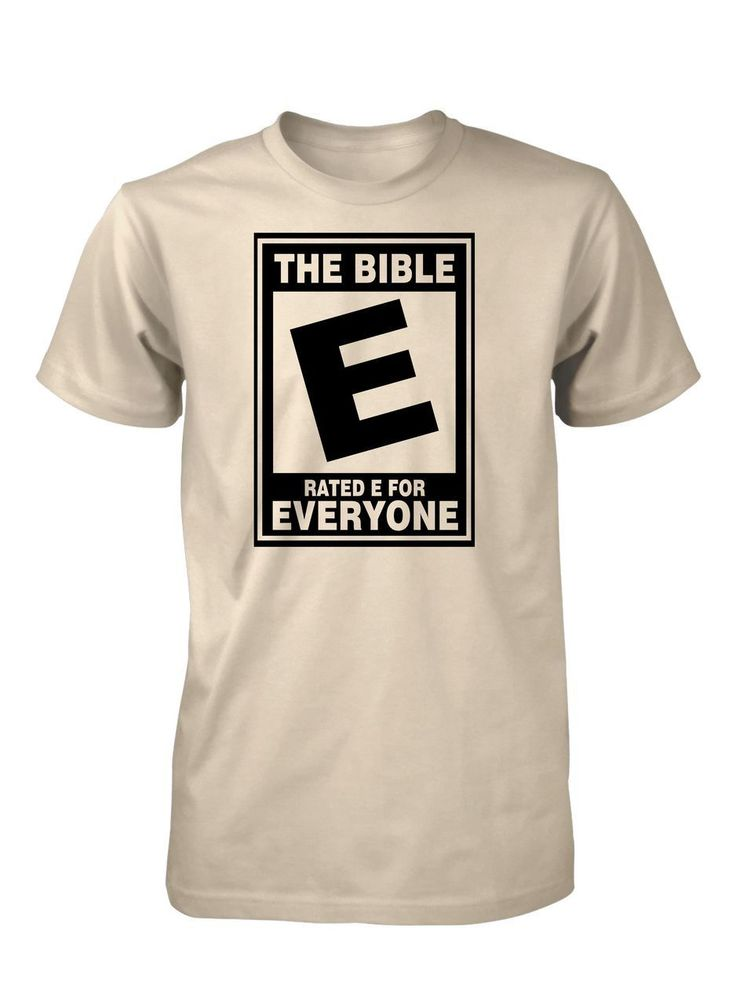 Unlike videogames or movies, the Bible is for everyone. The Bible is the best selling book in history and teaches us how to live our lives in Jesus Christ. Remember to ask the Holy Spirit to open your