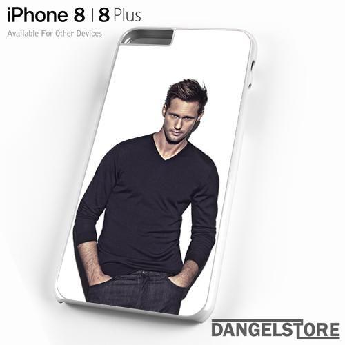 Alexander Skarsgard TN 4 For iPhone 8 | 8 Plus Case