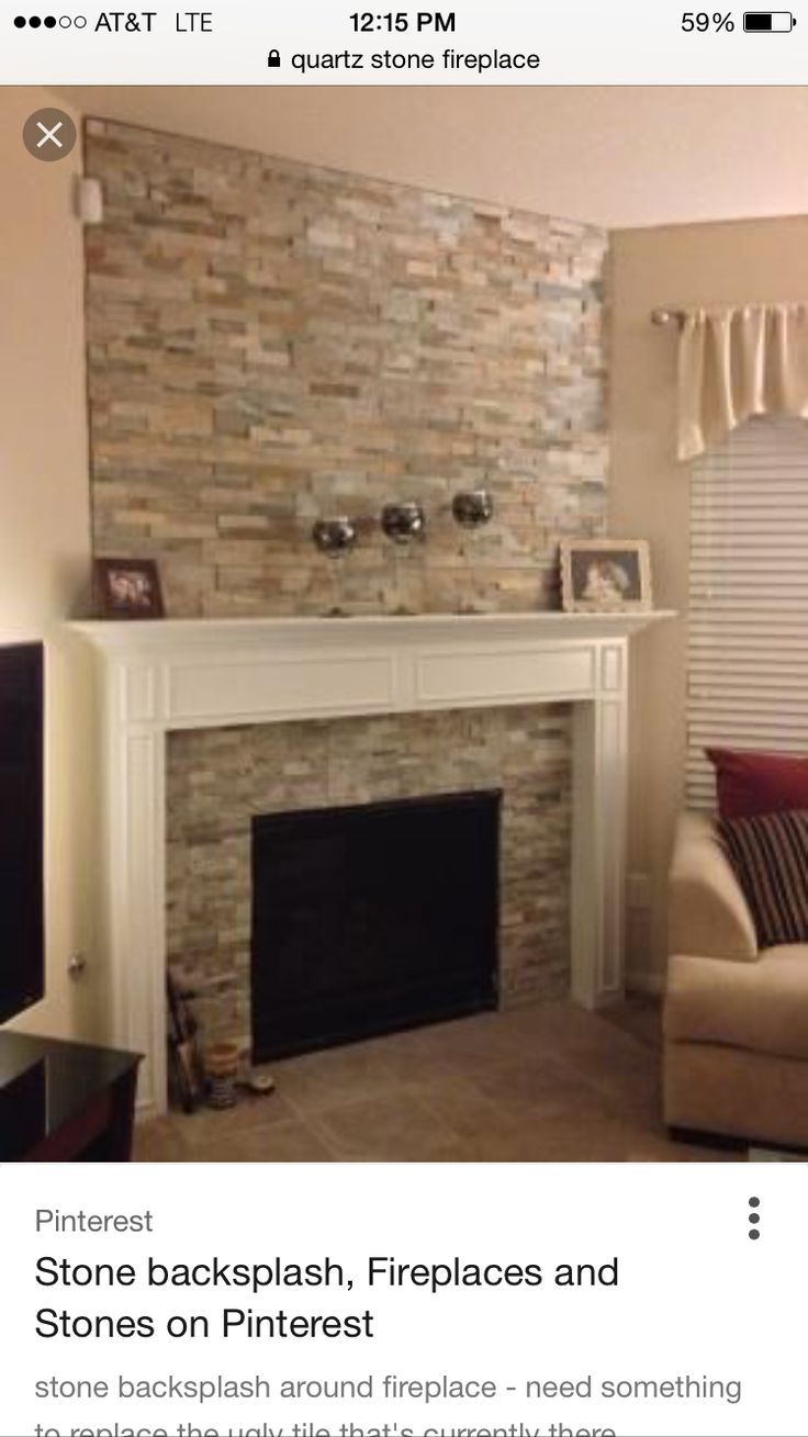 14 best Fireplace images on Pinterest | Fireplace ideas, Living ...