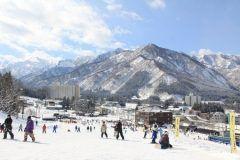 新潟県南魚沼郡湯沢町の湯沢中里スキー場はJR上越線越後中里駅の近くにある交通アクセスの良いスキー場 スキーはもちろんですがスノーエスカレーターそりジェットトレインと子どもが喜ぶアクティビティも充実しています 利用者は入浴施設が無料になるサービスも嬉しいスキー場です tags[新潟県]