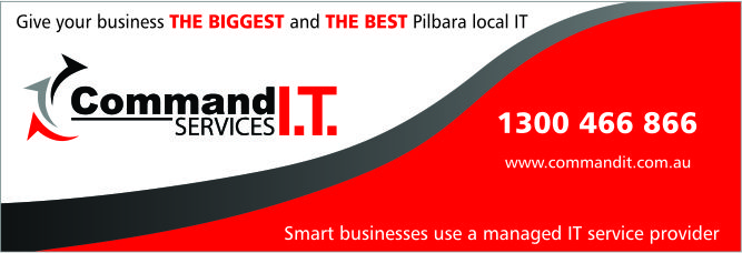 Command IT Services - The Biggest and The Best Pilbara local IT