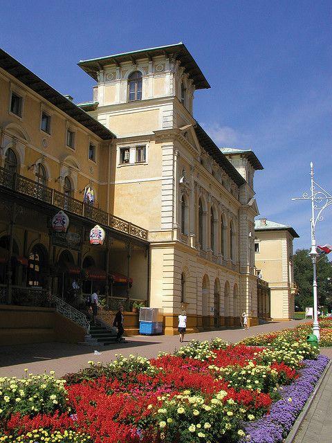 Krynica, Stary Dom Zdrojowy | Flickr - Photo Sharing!