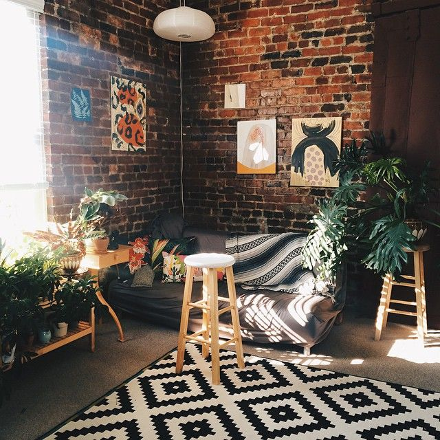 marleigiela: Good morning housey. (at plantloft)