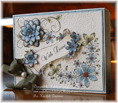 Heartfelt Creations - One Sheet Wonder Cards