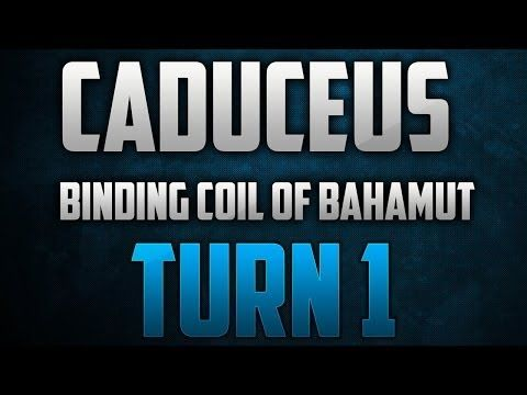 FFXIV: Caduceus Guide - Turn 1 - The Binding Coil of Bahamut