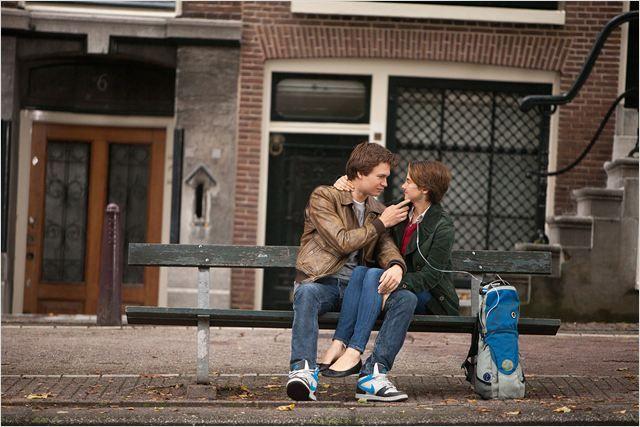 Shailene Woodley & Ansel Elgort - The Fault In Our Stars // Nos Étoiles Contraires