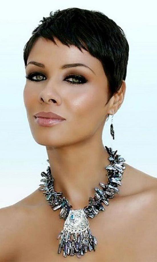 15 Amazing Pixie Haircuts For Black Women Black Girl Cuts