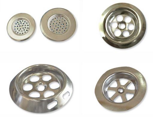 Stainless Steel Grids Strainers Sieves Kitchen Sinks Bath Overflow Grids :-  Stainless Steel Grids Strainers Sieves Kitchen Sinks Bath Overflow Grids Stainless Steel  Sieves Stainless Steel Grids Strainers Sieves Stainless Steel Sieves Grids Stainless Steel sink accessories Stainless Steel kitchen sink accessories Stainless Steel drains Stainless Steel strainers Stainless Steel sink strainers
