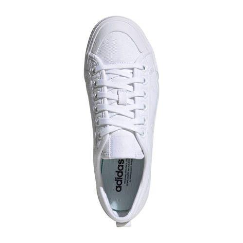 adidas Originals NIZZA W sneakers wit - Adidas originals ...