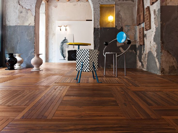 Listone Giordano / slatted wood floor